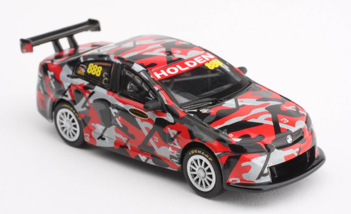 Diecast Model Car - 2013 Holden Commodore Car of the Future