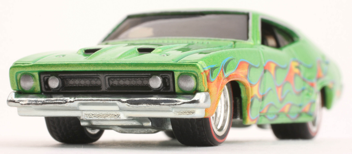 Diecast Model Car – Ford XB Falcon – 2011 Diecast Model Expo
