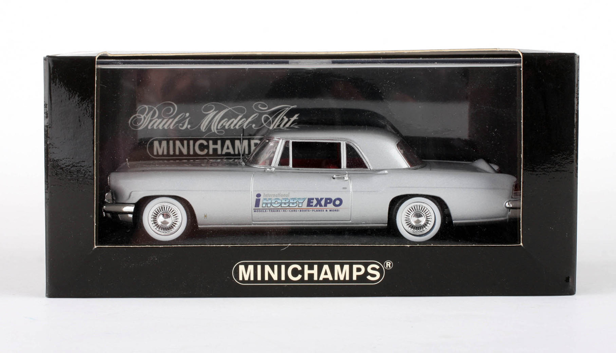 1:43 Minichamps Lincoln  MK, II Diecast Model Car Ihobby Expo