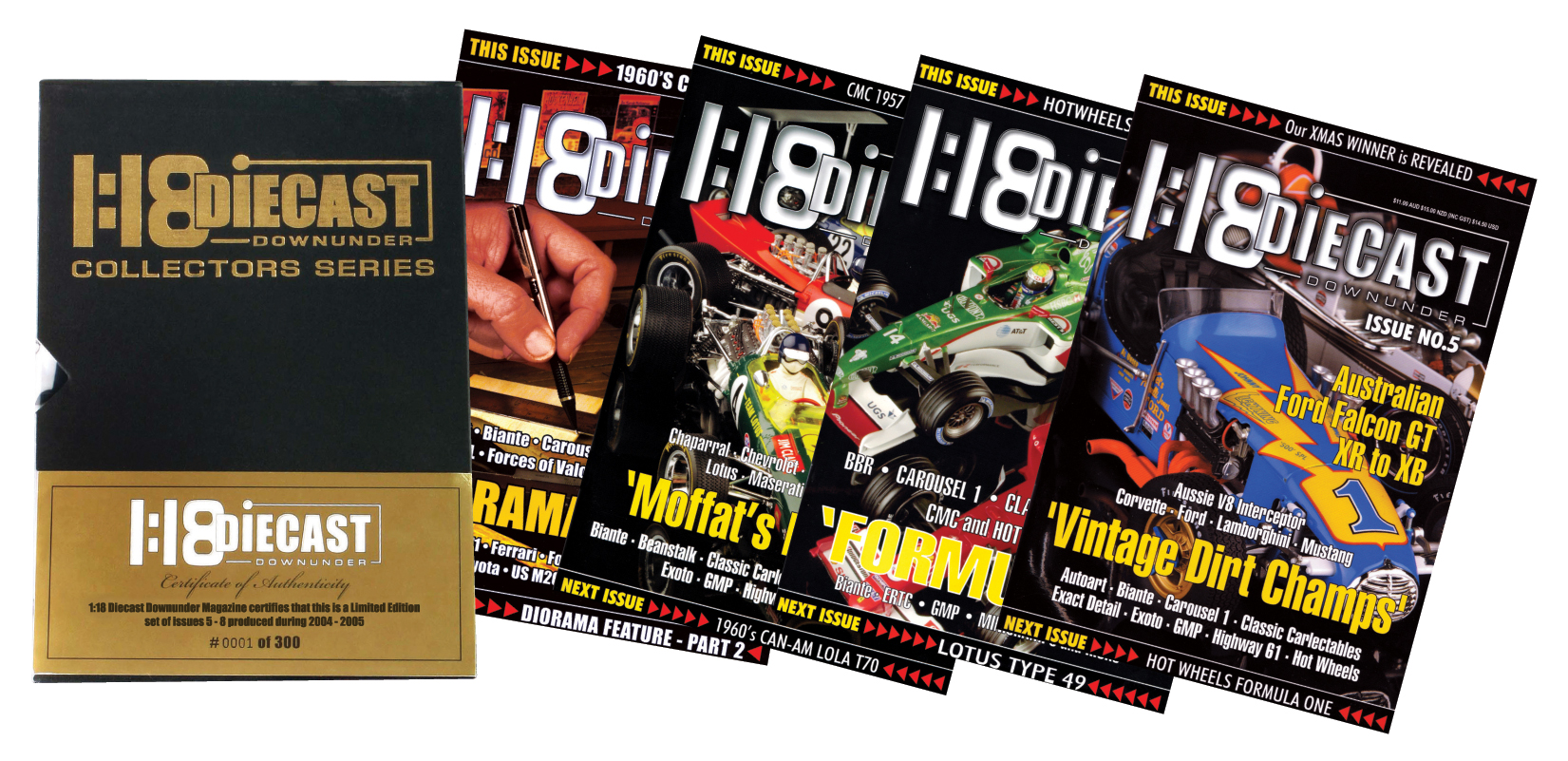 The Diecast Magazine – Collector Series 2