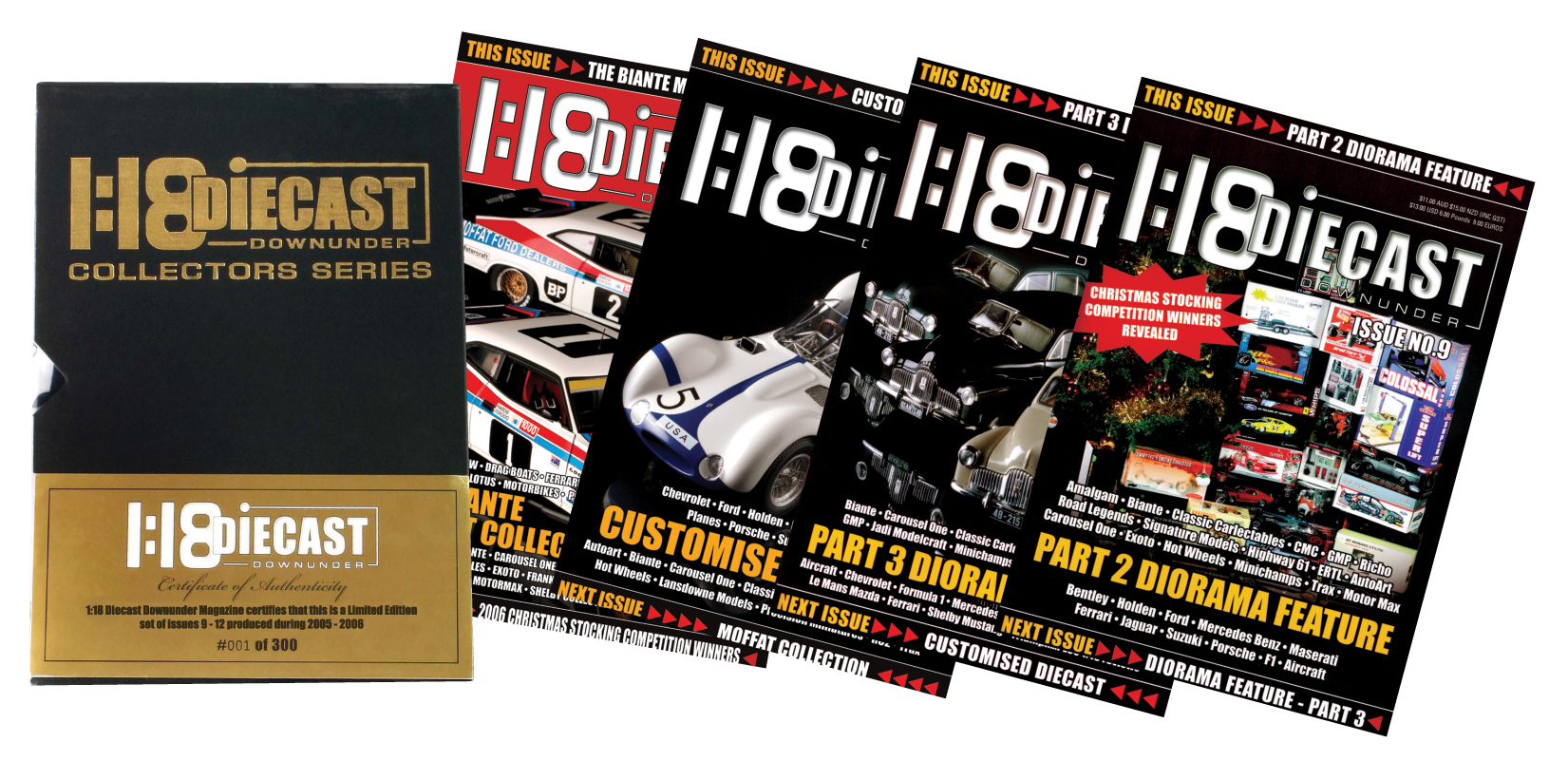 The Diecast Magazine – Collector Series 3
