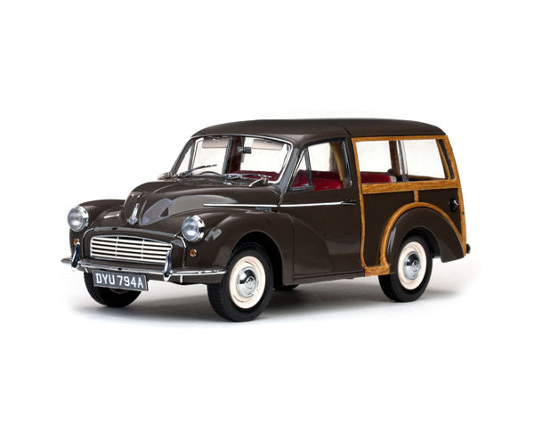1965 Morris Minor 1000 Traveller – Sunstar Diecast Model Car 1:12 Scale