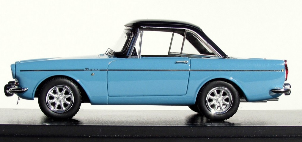 Automodello 1965 Sunbeam Tiger Mark 1 RHD Tiger 2