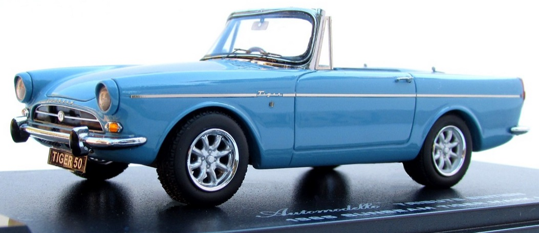 Automodello 1965 Sunbeam Tiger Mark 1 RHD Tiger 3