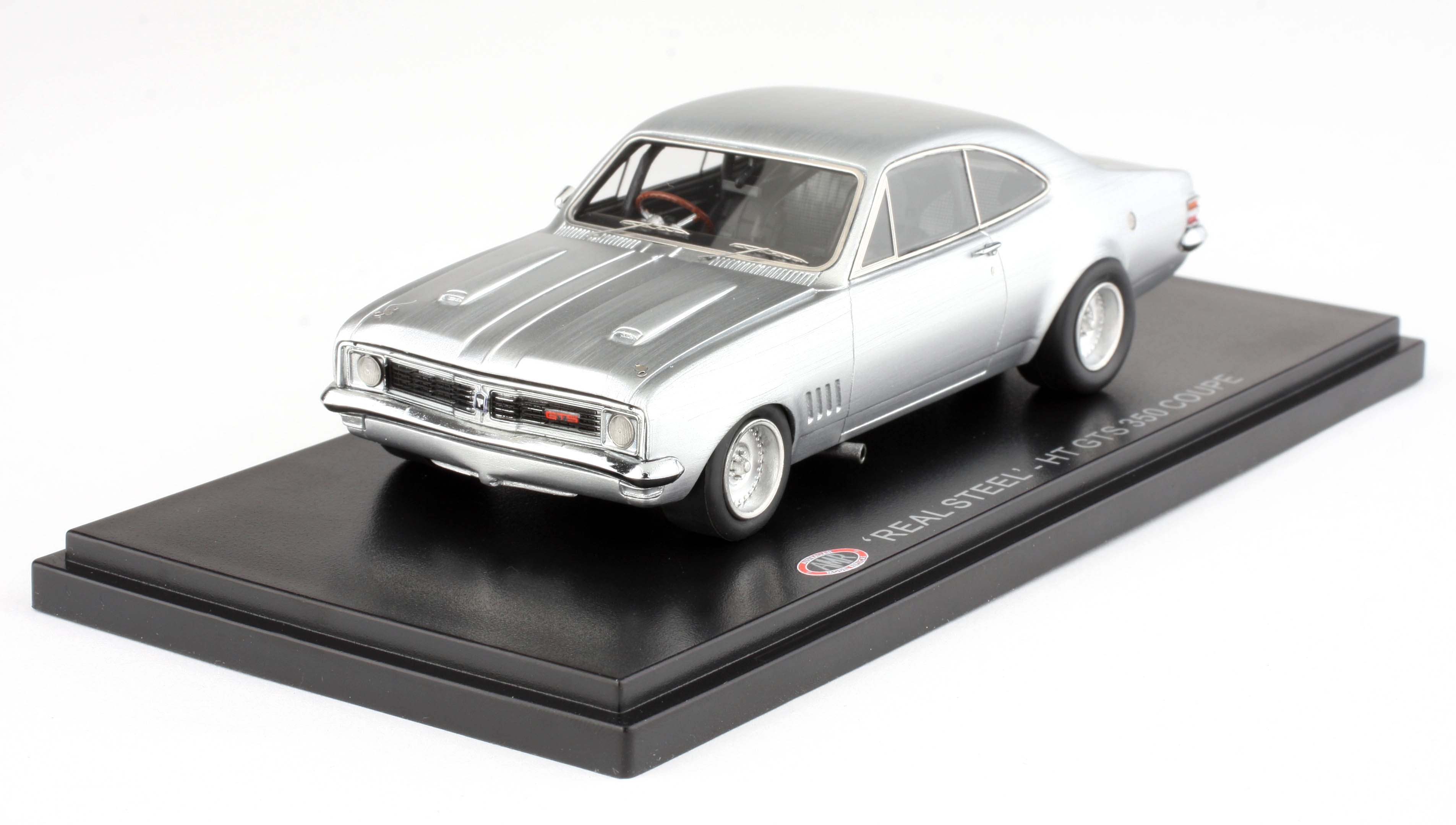 1:43 scale Australian Model Replicas Holden HT Monaro ' REAL STEEL' Resin Model car