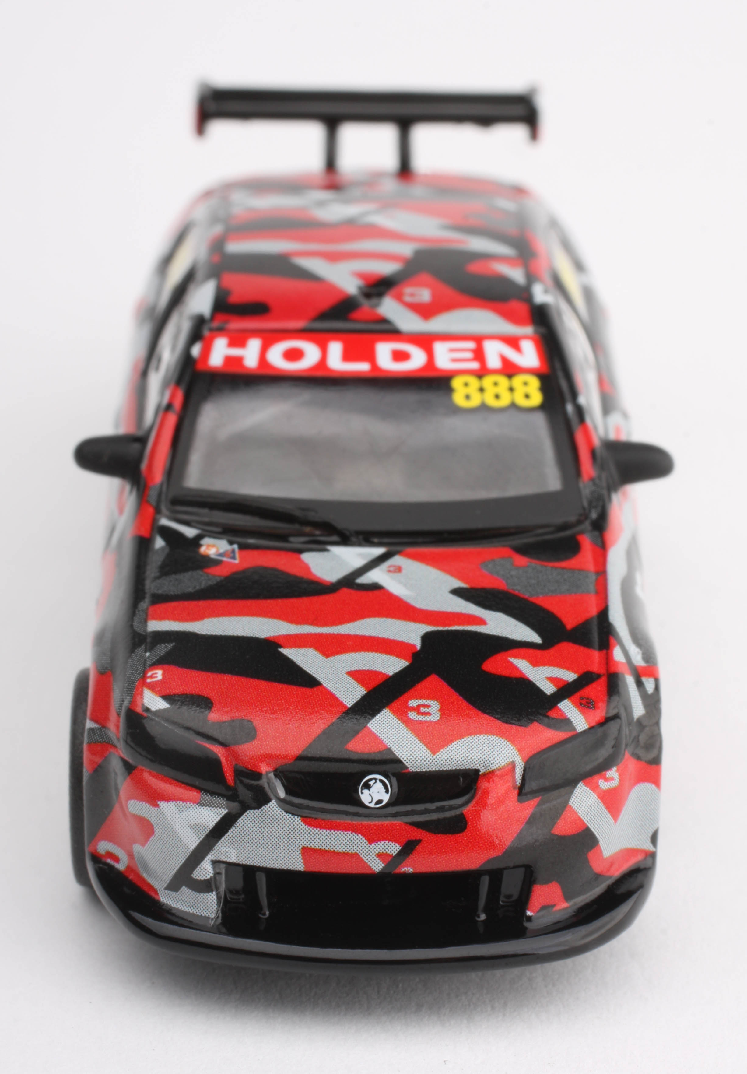 Holden Commodore Car of the Future Diecast Model Car