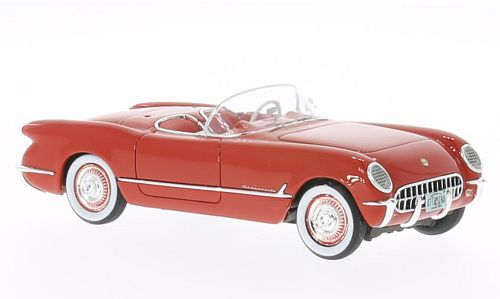 Chevrolet Corvette (C1), rot  Scale: 1:43 Art.Number: NEO45745