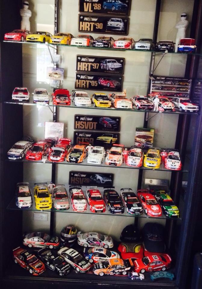 QLD Diecast Dude Ross C's collection.