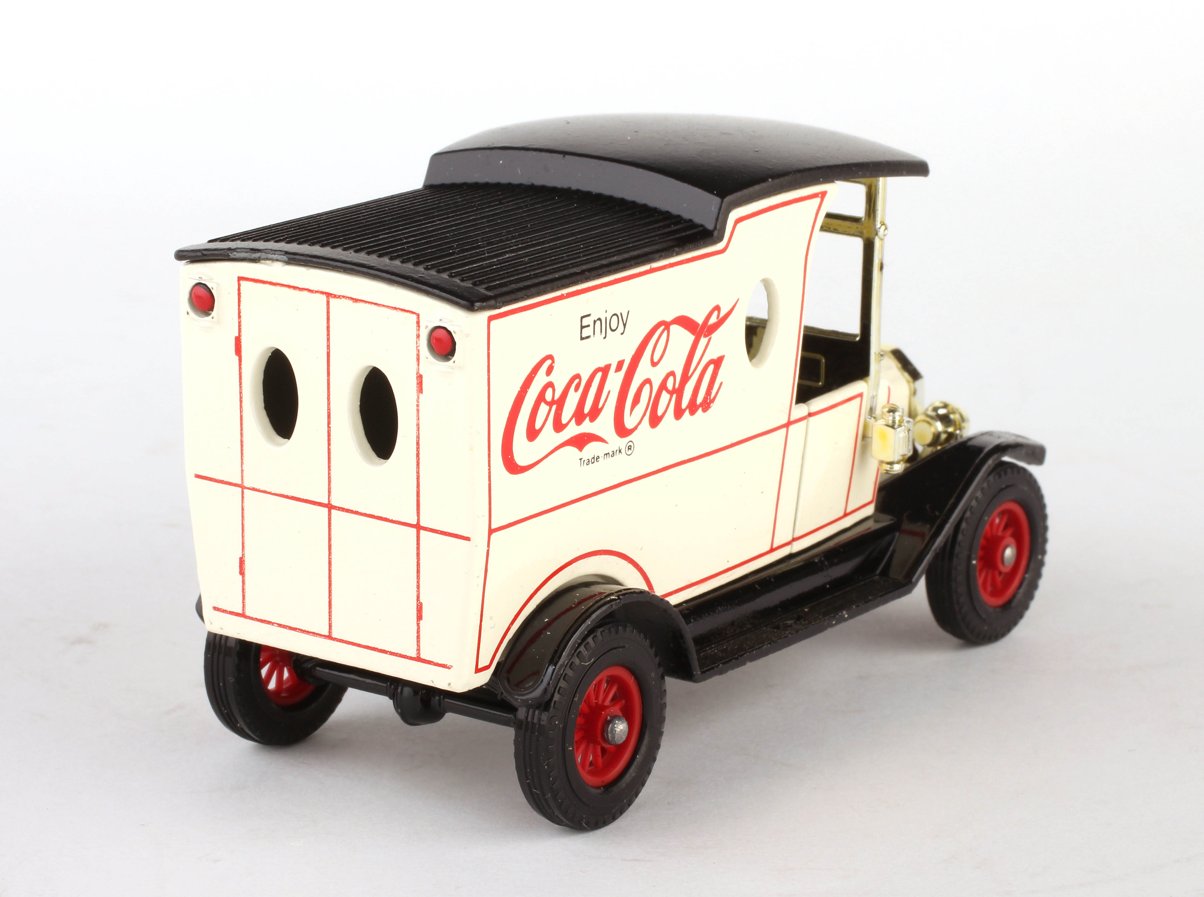Matchbox 1:35 Models of Yesteryear 1912 Ford Model T (Coca Cola) - Y-12